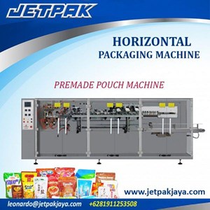 Dari Premade Pouch Machine - Mesin Kemasan Makanan 0
