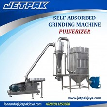Self-absorbed Grinding Machine (PULVERIZER) - Alat Alat Mesin