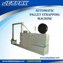 Automatic Pallet Strapping Machine - Strapping