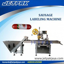Sausage Labeling Machine - Mesin Label