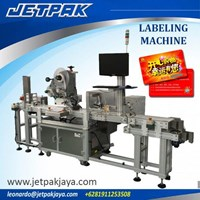 Labeling Machine JET6 - Mesin Label