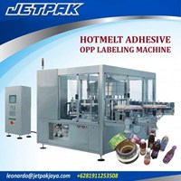 Hotmelt Adhesive Labeling JET 400 - Mesin Label