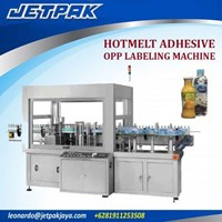 Hotmelt Adhesive Opp Labeling Machine - Mesin Label