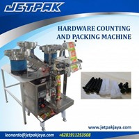 Hardware Counting and Packing Machine - Mesin Kemasan Makanan