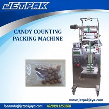 Candy Counting & Packing Machine - Mesin Pengisian