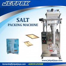 Salt Packing Machine - Mesin Pengisian