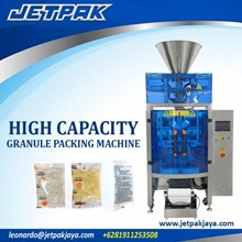 High Capacity Granule Vertical Packing Machine - Mesin Pengisian