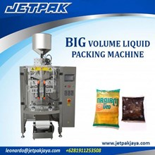BIG Volume Liquid Vertical Packing Machine - Mesin Pengisian