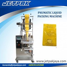 Pnumatic Liquid Packing Machine - Mesin Pengisian