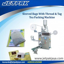 Sleeved bags Packing Machine - Mesin Pengisian