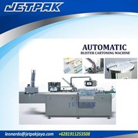 Automatic Blister 100A - Mesin Pengisian