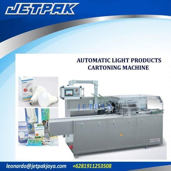 Automatic Light Products - Mesin Pengisian