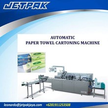 Automatic Paper Towel - Mesin Pengisian