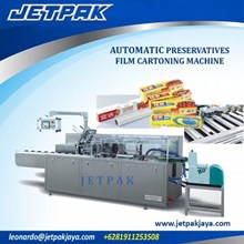 Automatic Preservatives Film - Mesin Pengisian