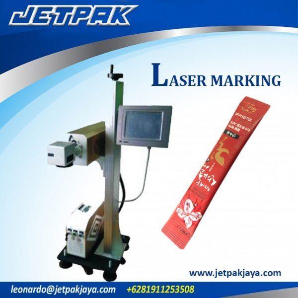 LASER MARKING MACHINE (JET-B3) - Alat Alat Mesin