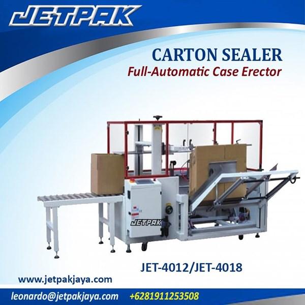 mesin kemasan makanan- carton seal  2