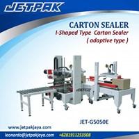 Mesin kemasan makanan- carton seal 4