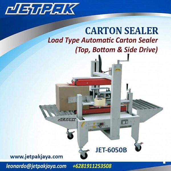 mesin kemasan makanan- carton seal 6