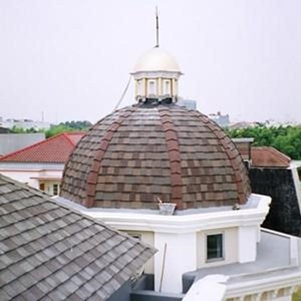 Genteng Atap Rumah Lengkung Owens Corning Classic Super