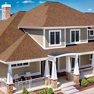 Genteng Atap Rumah aspal