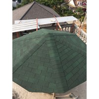 Genteng Flat Owens Corning Classic Super Asian Green