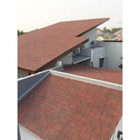 Genteng Flat Owens Corning Classic Super Asian Red
