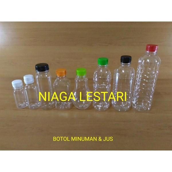 Botol PET Minuman