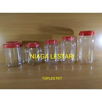 Toples Plastik PET 1