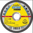Batu Potong Klingspor Kronenflex A 960 TZ Special / Cutting wheel/ Cutting Disc/ Mata Gerinda 1