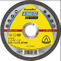 Batu Potong Klingspor Kronenflex A 960 TZ Special / Cutting wheel/ Cutting Disc/ Mata Gerinda
