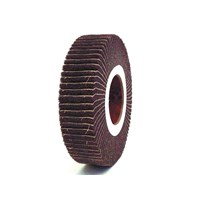 Non Woven Abrasive Combi Flap Brush Wheel