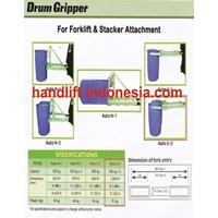 Penuang drum forklift N1