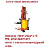 Jual Semi Electric Stacker