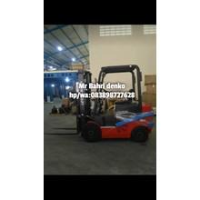 KEBUT PROMO Baterai Forklift Electric cap 1.6ton Termurah di mr bahri denko 2019