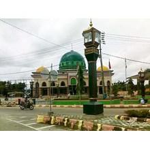 Tiang Lampu Type Madinah