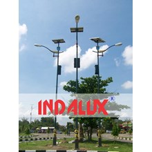 Street Light Pole Type Timbolir OR. 1 t. 9 meters