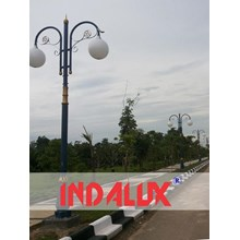 Street Light Pole Type Bina Praja OR. 2 t. 4.5 meters