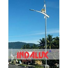Street Light Pole Type West Pasaman OR. 1 t. 10 meters
