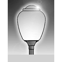 Lampu Taman Polythene Type GL CAP RUCUT E.27