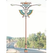 Tiang Lampu Jalan Type PARIAMAN OR. 2