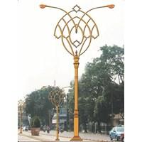 Tiang Lampu Jalan Type TAJMAHAL OR. 2
