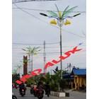 Tiang Lampu Jalan Dekoratif Type Pohon Kelapa 3