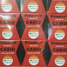 PRINTECH RIBBON FOR CASIO CALCULATOR