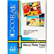 Kertas Foto Glossy Coral 180Gsm A4