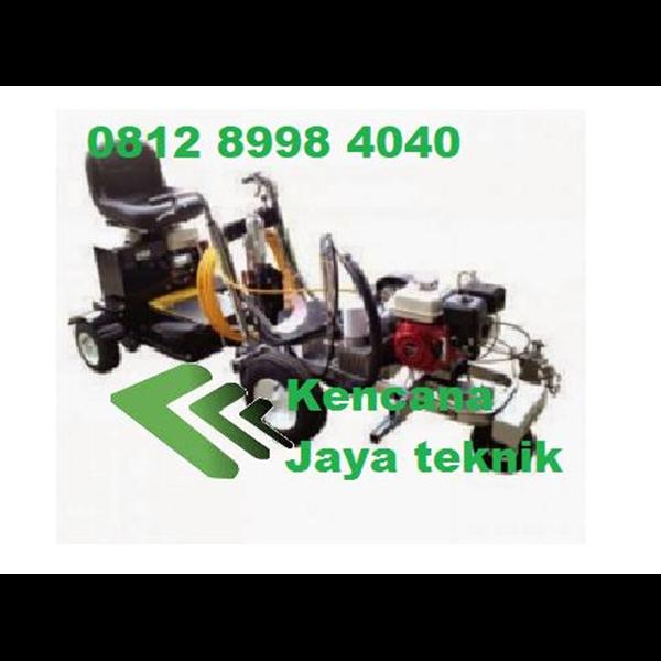 Mesin Marka Jalan Sprayer Mobile KJT 1
