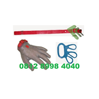 Jual Chain mesh glove