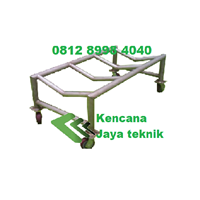 Jual Skinning Craddle Portable