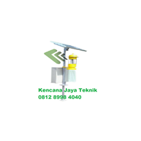 Jual solar insect light trap KT-1