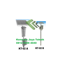 solar insect light trap KT 02