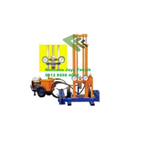 Jual Hydraulic Dutch Cone Penetrometer cap 10 ton